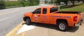 Water Damage Ontario Pickup Truck