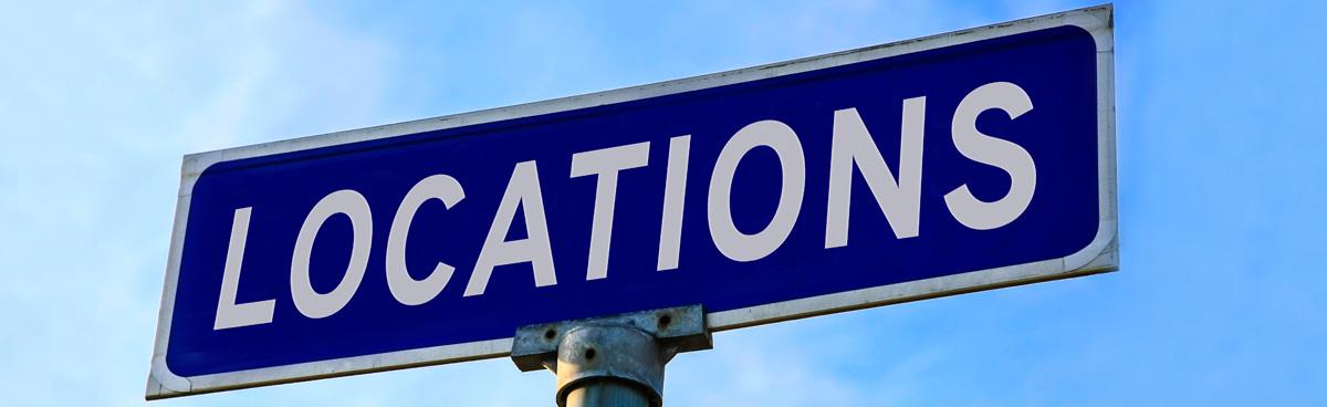 Location-banner